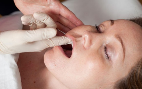 TMJ (jaw) massage for TMJ pain