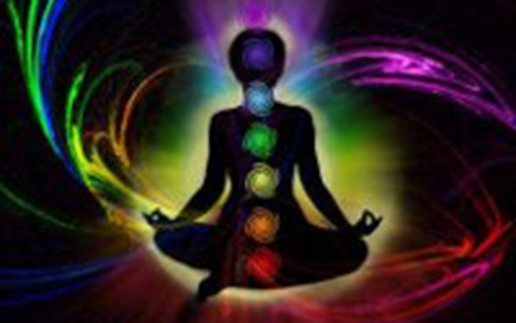 Reiki healing with the chakra system
