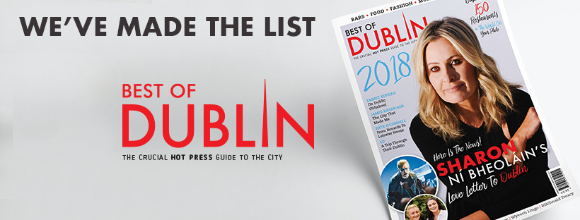 HotPress Best of Dublin