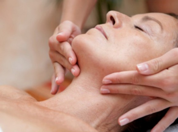 Lymph Drainage Facial