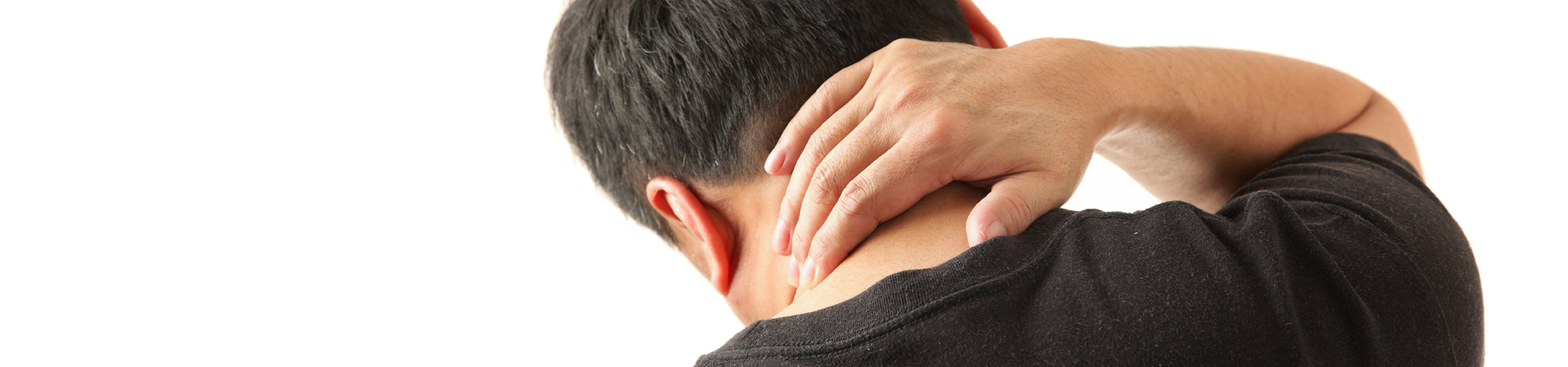 Deep tissue massage for Neck pain